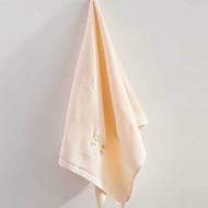 baratos Toalha de Banho-Qualidade superior Toalha de Banho / Toalha de Lavar, Sólido Poliéster / Algodão Banheiro