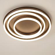 billige Taklamper-UMEI™ Sirkelformet Takplafond Omgivelseslys - Nytt Design, Kreativ, Mulighet for demping, 110-120V / 220-240V, Varm Hvit / Hvit, LED