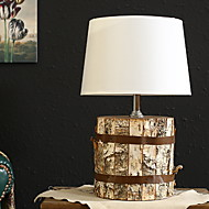 billige Skrivebordslamper-Moderne / Nutidig Nytt Design / Kreativ Skrivebordslampe Til Soverom / Kontor Tre / Bambus 220V
