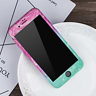 billiga Mobil cases & Skärmskydd-fodral Till Apple iPhone X / iPhone 8 Mönster Fodral Marmor Hårt PC för iPhone X / iPhone 8 Plus / iPhone 8