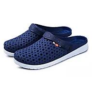 baratos Sapatos Masculinos-Homens EVA Verão Conforto Chinelos e flip-flops Preto / Cinzento / Azul