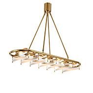 billiga Belysning-ZHISHU 7-Light Geometriskt / Mini Ljuskronor Glödande - Ministil, Träd, 110-120V / 220-240V Glödlampa inte inkluderad