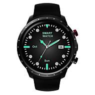 tanie Inteligentne zegarki-Inteligentny zegarek Z18 na Android Pulsometr / Wodoodporne / GPS / Odbieranie bez użycia rąk / Ekran dotykowy Krokomierz / Budzik / Informacja o temperaturze / GSM (900/1800/1900MHz) / 512 MB