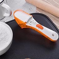 baratos Ferramentas de Medição-Utensílios de cozinha Plástico Medidores / Gadget de Cozinha Criativa Ferramenta de medição Para utensílios de cozinha 1pç