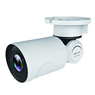billige IP-kameraer-secuplug + 1080p hd h.265 utendørs 2mp ptz 2,8-12mm 4x optisk zoom sikkerhet ip kamera støtte onvif danale app