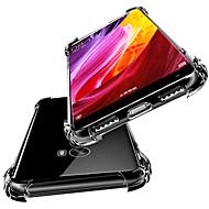 billiga Mobil cases & Skärmskydd-fodral Till Xiaomi Redmi 5 Plus / Redmi 5 Stötsäker / Genomskinlig Skal Enfärgad Mjukt TPU för Xiaomi Redmi Note 4X / Redmi 5A / Xiaomi Redmi 5 Plus