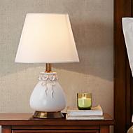 billige Skrivebordslamper-Moderne / Nutidig Kreativ / Ambient Lamper Skrivebordslampe Til Soverom / Leserom / Kontor Glass 220V