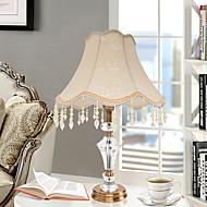 billige Lamper-metallic Dekorativ Bordlampe Til Stue / Soverom Metall 220-240V