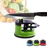 baratos Utensílios de Cozinha-profissional chef pad faca de cozinha apontador tesoura moedor de sucção segura