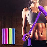 baratos Equipamentos & Acessórios Fitness-Faixas para Exercícios de Resistência Com 1 pcs Emulsão Estendido, Elástico, Grossa Treinamento de Resistência, Fisioterapia Para Ioga / Pilates / Fitness Casa / Escritório