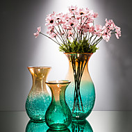 billige Kunstige blomster-Kunstige blomster 0 Gren Klassisk Europeisk / Enkel Stil Vase Bordblomst