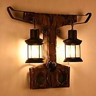 billige Vegglamper-Nytt Design / Kul LED / Moderne / Nutidig Vegglamper Stue Tre / Bambus Vegglampe 220-240V 20 W