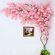 billige Kunstige blomster-Kunstige blomster 1 Gren Klassisk Stilfull / Rustikk Sakura Gulvblomst