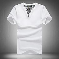 Majica s rukavima Muškarci - Osnovni / Ulični šik Dnevno Jednobojni