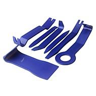 Ziqiao 7 teile / satz diy reparatur kit universal auto removal tools