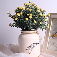 billige Kunstige blomster-Kunstige blomster 1 Gren Klassisk / Singel Rustikk Kurvplante Bordblomst