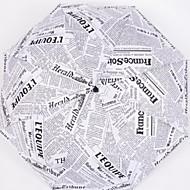 Χαμηλού Κόστους Ομπρέλες/Ομπρέλες ηλίου-Πολυεστέρας / Ανοξείδωτο Ατσάλι Όλα Νεό Σχέδιο / Δημιουργικό Αναδιπλούμενη Ομπρέλα