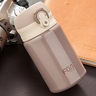 billiga Dricksglas-Dryckes Rostfritt stål / PP+ABS vakuum Cup Bärbar / Värmeisolerad 1 pcs