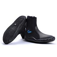 Korte gummistøvler 5mm Spandex / Neopren for Voksen - Anti-glide Dykning / Surfing / Snorkling