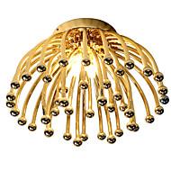 billige Taklamper-ZHISHU 5-Light Originale Takplafond Omgivelseslys galvanisert Metall Mini Stil, Kreativ, Nytt Design 110-120V / 220-240V Pære Inkludert / G9