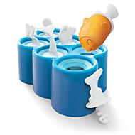 baratos Utensílios de Cozinha-1pç Utensílios de cozinha Plásticos / silica Gel Gadget de Cozinha Criativa Ferramentas Para utensílios de cozinha