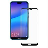billiga Mobiltelefoner Skärmskydd-Skärmskydd för Huawei Huawei P20 Härdat Glas 1 st Displayskydd framsida Högupplöst (HD) / 9 H-hårdhet / Explosionssäker
