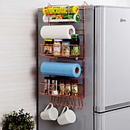 baratos Ferramentas de Medição-Utensílios de cozinha Metal Simples Suporte Uso Diário / Para utensílios de cozinha 1pç