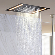 cheap -Contemporary Rain Shower Ti-PVD Feature - Rainfall / New Design, Shower Head