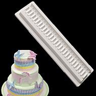 billige Bakeredskap-Bakeware verktøy Silikongel 3D / Kreativ Kjøkken Gadget / GDS For kjøkkenutstyr Cake Moulds 1pc