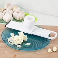 tanie Akcesoria do owoców i warzyw-1 szt. Narzędzia kuchenne Stal nierdzewna + Plastic Kreatywny gadżet kuchenny Narzędzia do czosnku Czosnek