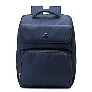 baratos Mochilas-Unisexo Bolsas Tecido Oxford mochila Ziper Azul Escuro / Roxo Claro