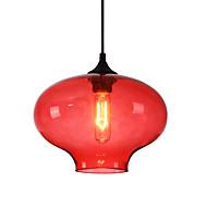 billige Takbelysning og vifter-Sirkelformet / Globe / Lineær Anheng Lys Omgivelseslys Glass Glass 110-120V / 220-240V