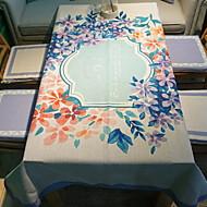 billige Bordduker-Moderne Ikke Vevet Kvadrat Duge Blomstret / Geometrisk Borddekorasjoner 1 pcs