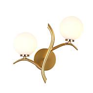 billige Vegglamper-Mini Stil / Kreativ LED / Moderne / Nutidig Vegglamper Stue / Leserom / Kontor Metall Vegglampe 110-120V / 220-240V 5 W