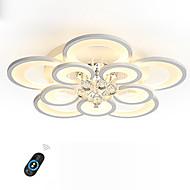 billige Taklamper-UMEI™ Geometrisk / Originale Takplafond Omgivelseslys - Krystall, Kreativ, Nytt Design, 110-120V / 220-240V, Varm Hvit / Hvit / Dimbar med fjernkontroll, LED lyskilde inkludert