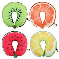 cheap -Travel Pillow / Neck Pillow Travel / U Shape / Casual 30*30*10 cm Traveling Fruit
