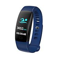 tanie Inteligentne zegarki-Inteligentne Bransoletka F64 na Android 4.4 i iOS 8.0 lub nowszy Wodoodporne / Spalone kalorie / Rejestr ćwiczeń / Informacje / Obsługa aparatu Krokomierz / Powiadamianie o połączeniu telefonicznym
