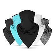 tanie Kominiarki i maski-Maska Na każdy sezon Odprowadza wilgoć / Szybkie wysychanie / Oddychalność Podróżowanie / Obuwie turystyczne / Rower Dla obu płci Przyjazne dla środowiska Poliester / Wysoka elastyczność