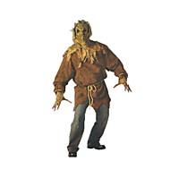 baratos -Decorações de férias Decorações de Halloween Halloween Entertaining Festa Amarelo+Laranja 1pç