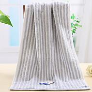 billige -Overlegen kvalitet Badehåndkle, Geometrisk Polyester / Bomull Baderom 1 pcs