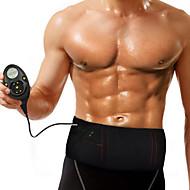 tanie Sprzęt i akcesoria fitness-Stymulator mięśni brzucha / Pas modelujący brzuch Z 1 pcs Elektroniczny, Toner mięśni Utrata wagi, Odchudzający się rzeźbiarz ciała, Spalacz tłuszczu na brzuchu Dla Fitness / Trening / Kulturystyka