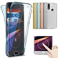 billiga Mobil cases & Skärmskydd-fodral Till Huawei P20 Pro / P20 lite Genomskinlig Fodral Enfärgad Mjukt TPU för Huawei P20 / Huawei P20 Pro / Huawei P20 lite