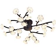 billige Taklamper-ZHISHU Originale Takplafond Nedlys - Mini Stil, 110-120V / 220-240V Pære ikke Inkludert