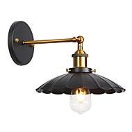 billige Vegglamper-Mini Stil / Kreativ Retro / vintage / Land Vegglamper Leserom / Kontor / butikker / cafeer Metall Vegglampe 110-120V / 220-240V 4 W