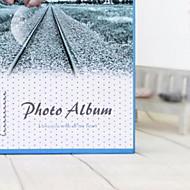 billiga Fotoramar-Fotoalbum Familj Modern Rektangulär Till hemmet
