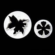baratos Utensílios para Biscoitos-Ferramentas bakeware Plástico Fofo Biscoito / para bolo Moldes de bolos / Pie Tools 1pç
