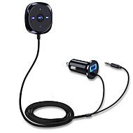 ziqiao auto bluetooth handsfree kit fm-zender mp3-speler autolader