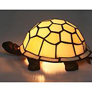 billige Skrivebordslamper-1pc LED Night Light Varm hvit AC- Drevet Bedårende 110-120 V