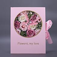 billige Kunstige blomster-Kunstige blomster 1 Gren Klassisk / Singel Stilfull / Moderne Roser Bordblomst