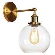 billige Vegglamper-Mini Stil / Nytt Design Moderne / Nutidig / Retro Rød Vegglamper Stue / butikker / cafeer Metall Vegglampe 110-120V / 220-240V